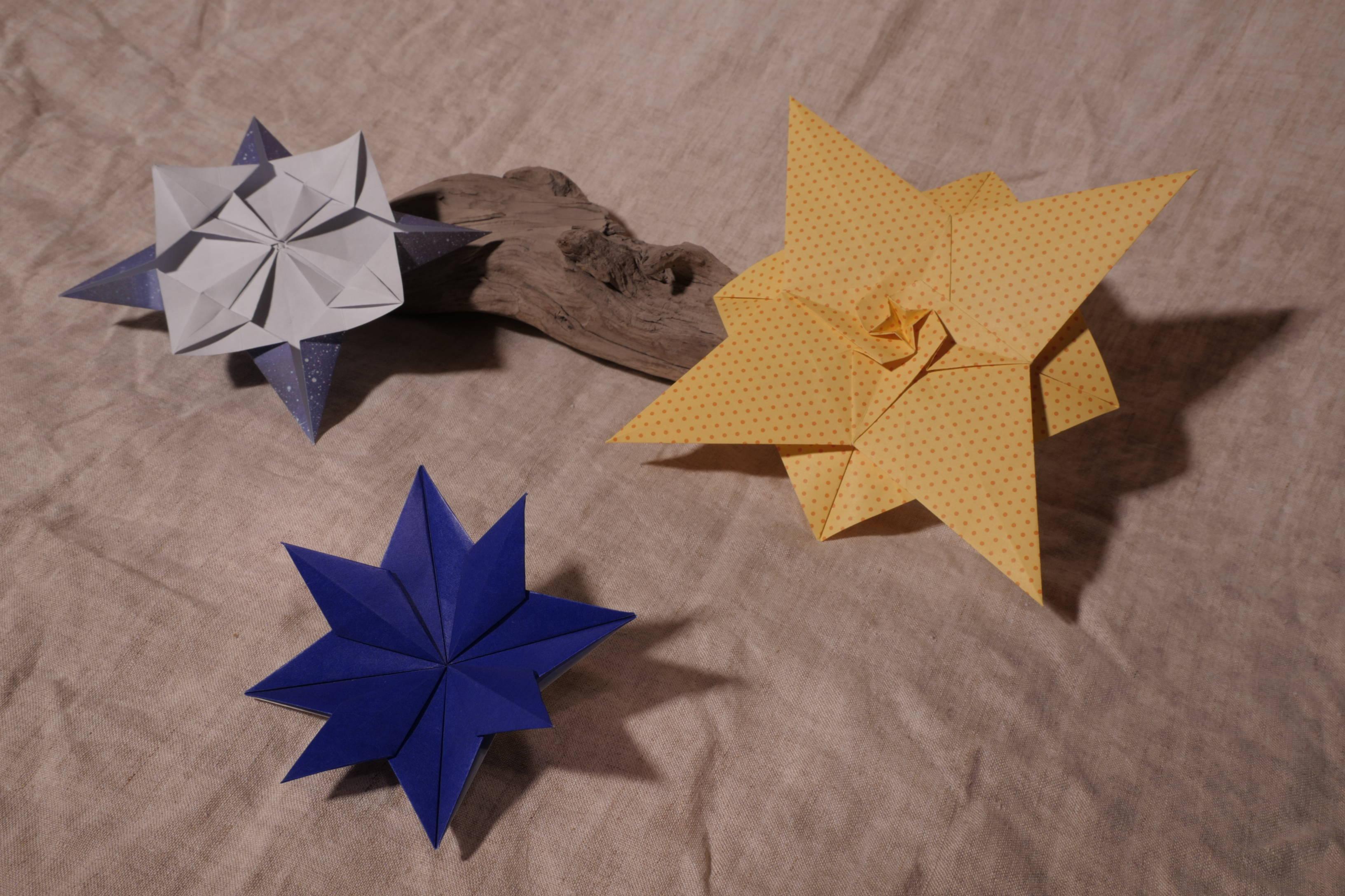Modular Origami (Spiral) 4 by MadSoulChild on DeviantArt | 2176x3264