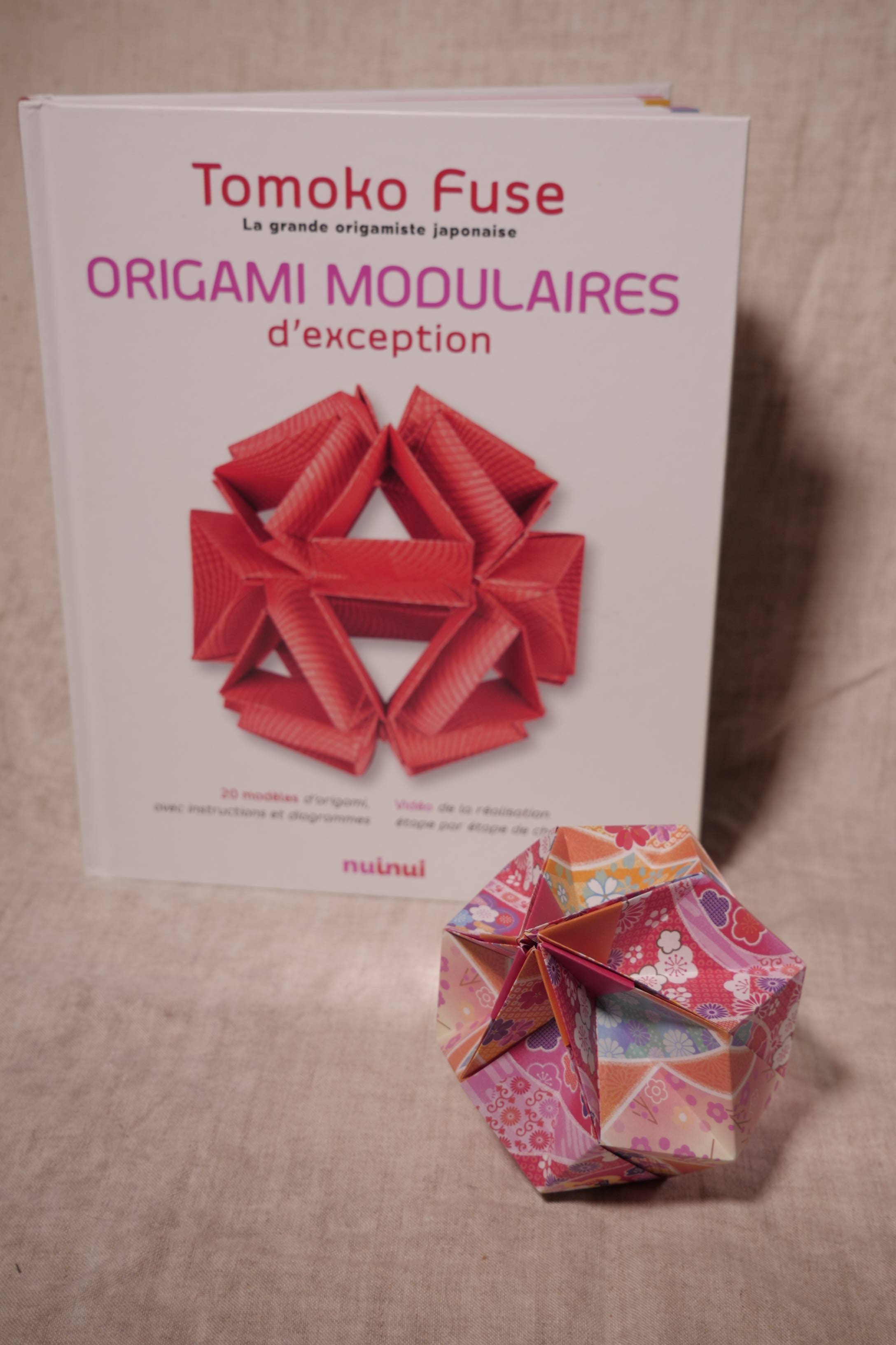 Tomoko Fus Multi Pli Origami Boxes Fuse S It Is Folded From 6 Sheets Of Square 15 Cm Paper You Can Use 7 If Want The Model Says 5 Works Too But I Doubt Double Sided