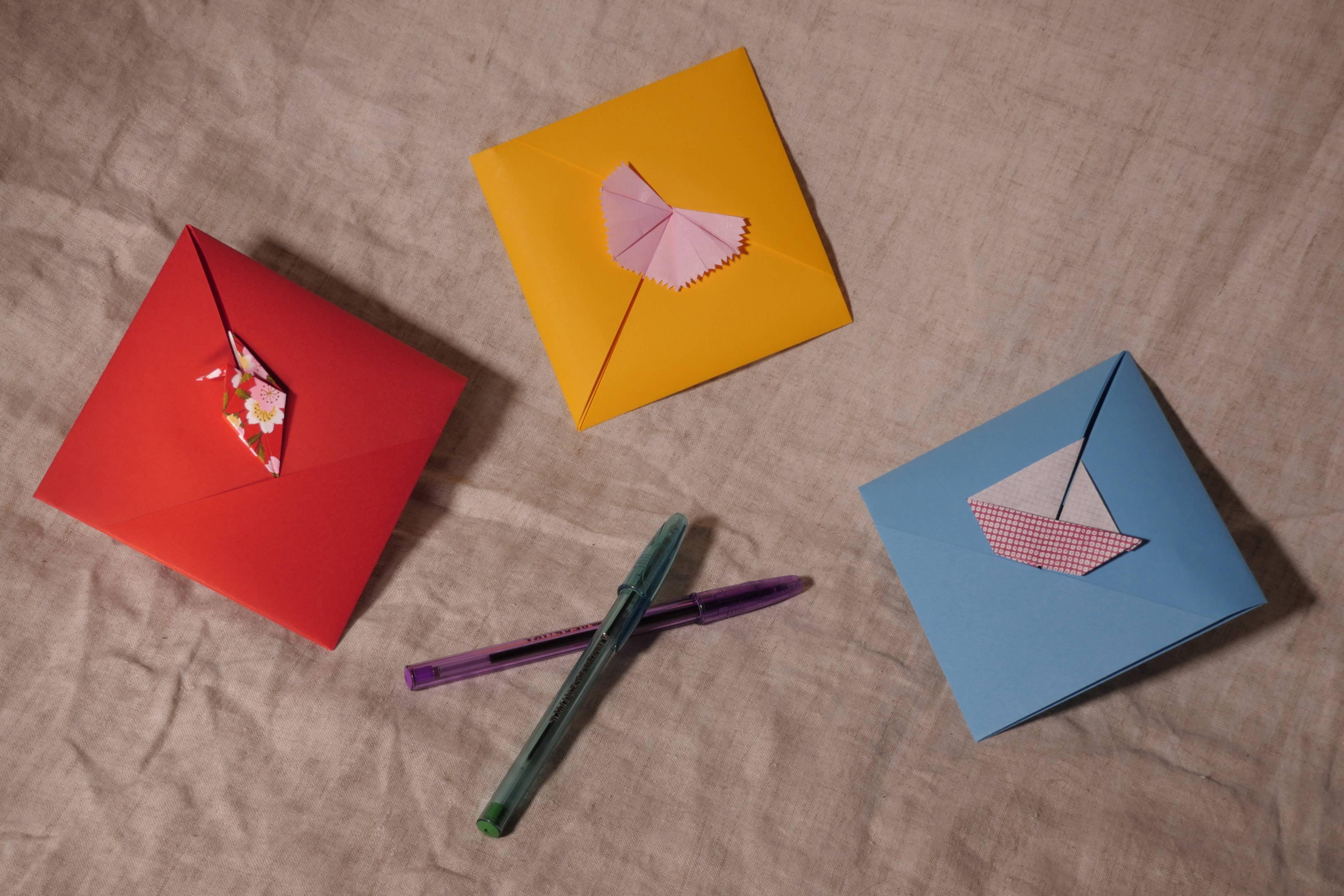 Envelope Multi Pli